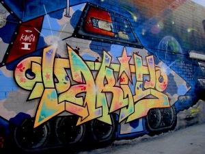 Graffiti Tank